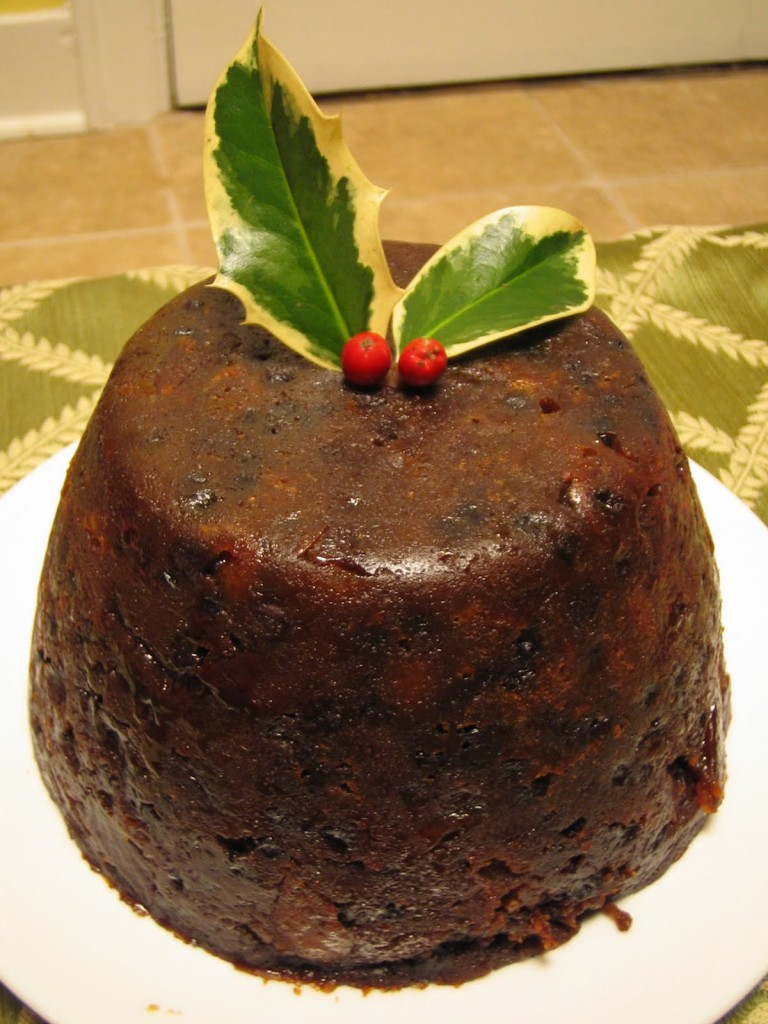 Christmas Pudding 2009