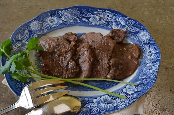 Beef Collops