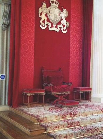 Banqueting House Dais