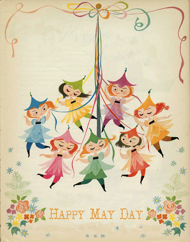 Mary Blair May Day