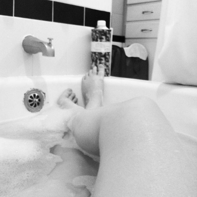 Bubble Bath #1day12pics