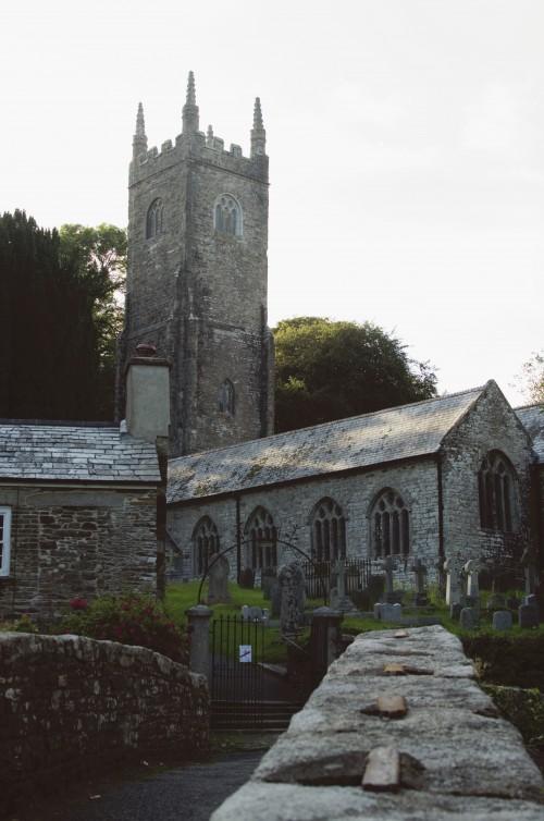 St Nonna's Church Altarnun