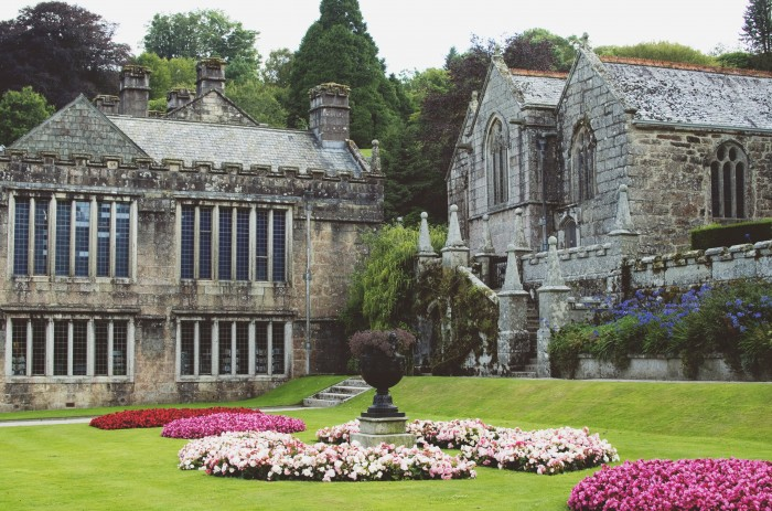 Lanhydrock House and Church